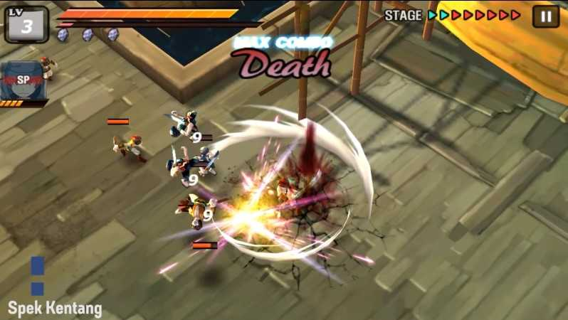 Swordsman X - King of Swords
