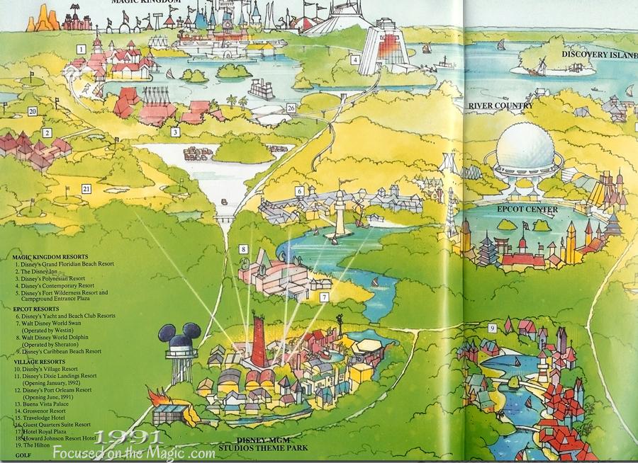 Walt Disney Treasure Island