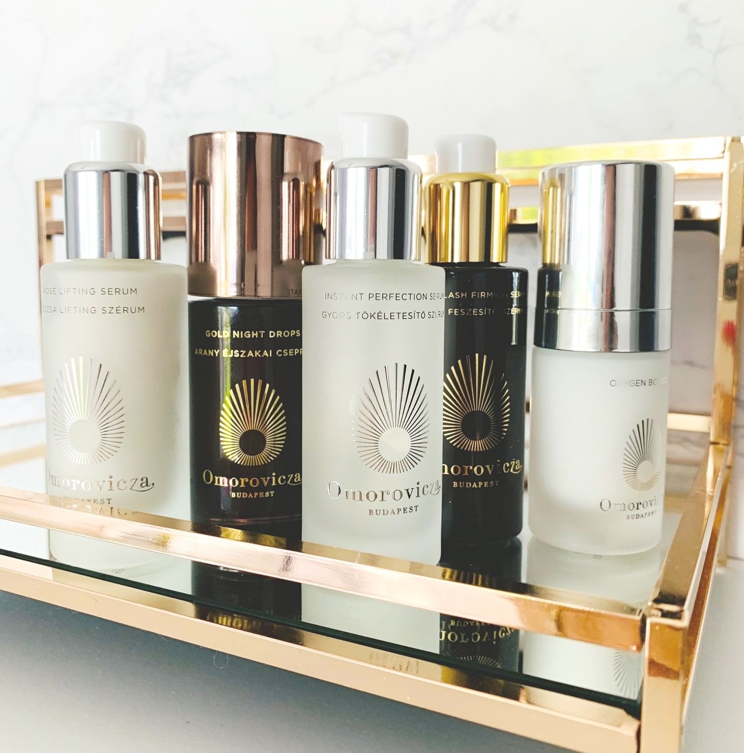 Which Omorovicza Serum is best for you?