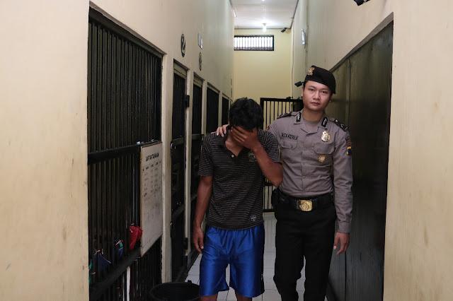 Gagal Njambret Mahasiswi, Pemuda Ini Ditangkap Polisi