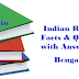 Indian Railway Facts & Question with Answer PDF