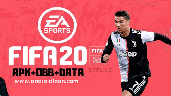 FIFA 2020 Mod FIFA 14 APK - OBB Data Offline Download