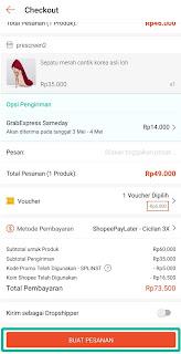 Cara bayar dengan Fitur ShopeePayLater Shopee