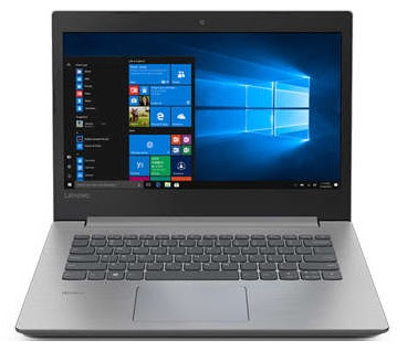 Lenovo Ideapad 330 14, Notebook 14 inci With grafis AMD Radeon and HDD op to 1TB