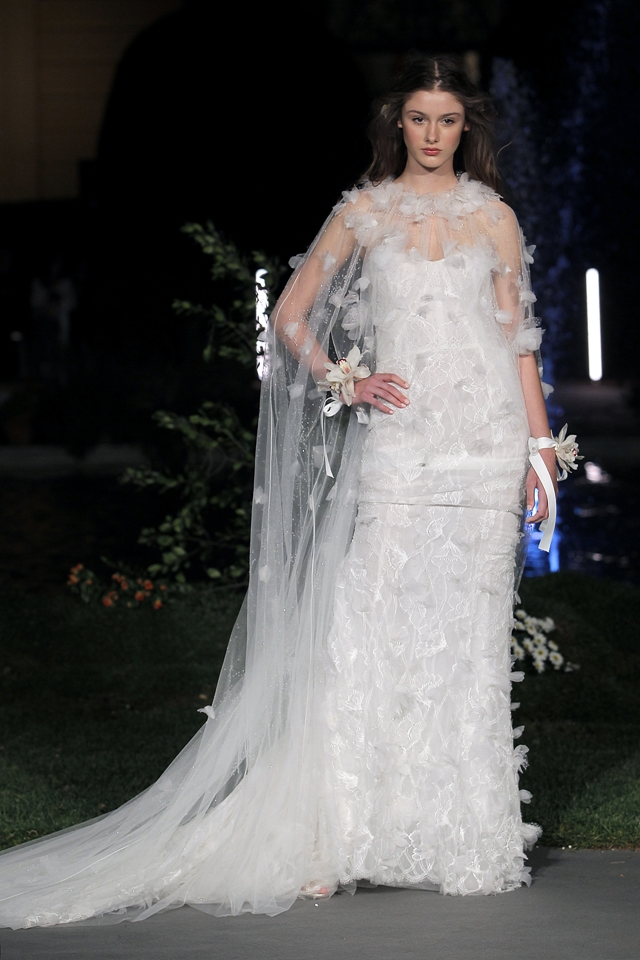 desfile marchesa barcelona bridal week - blog mi boda