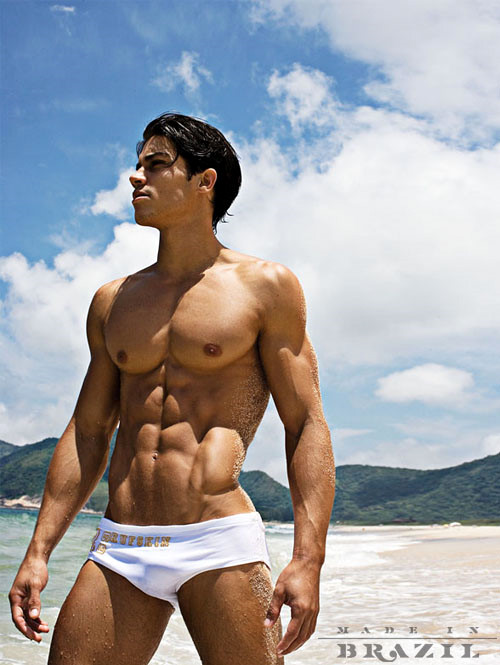 Finest Naked Male Model Brazil Images