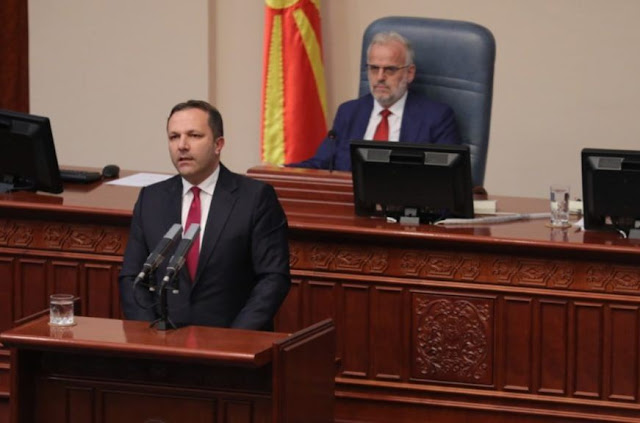 Zaev Resigns; The technical government of North Macedonia is voted