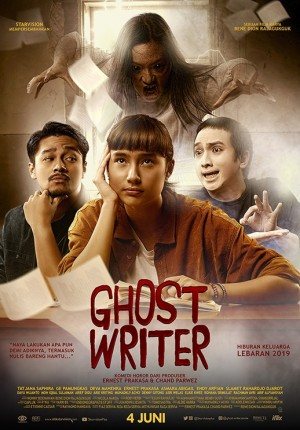 Film Ghost Writer di Bioskop