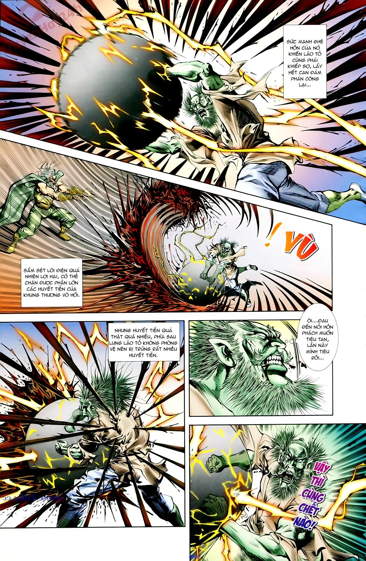 Cơ Phát Khai Chu Bản chapter 66 trang 19