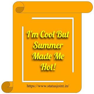 Cool Status In English