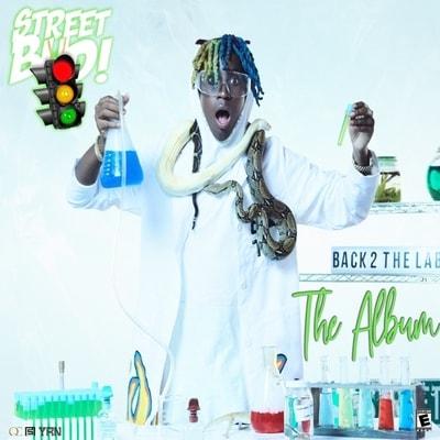Street Bud - Back 2 The Lab (2020) - Album Download, Itunes Cover, Official Cover, Album CD Cover Art, Tracklist, 320KBPS, Zip album