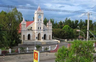 Nhà thờ Tân hương ngày nay