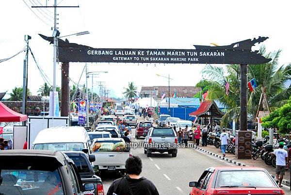 Taman Marin Tun Sakaran