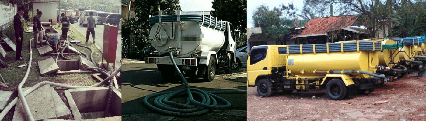 Jasa Sedot wc dan limbah industri bekasi dan sekitarnya