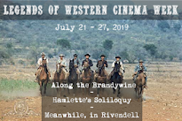 2019 event: Legends of Western Cinema Week