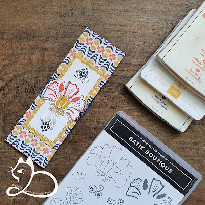 Stampin'Up!®, Batik Boutique, Diana's cards cats and More