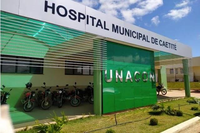 UTIs de hospitais de Conquista, Caetité e Guanambi operam com 100% de capacidade
