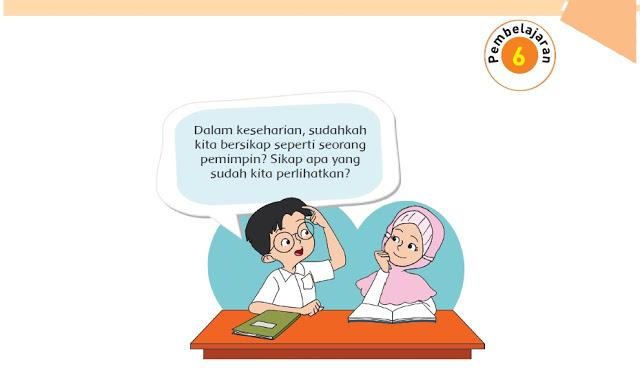 Jawaban Tematik Kelas 6 Tema 7 Subtema 2 Pembelajaran 6