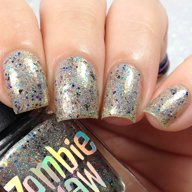 Zombie Claw Polish-Rave In The Grave