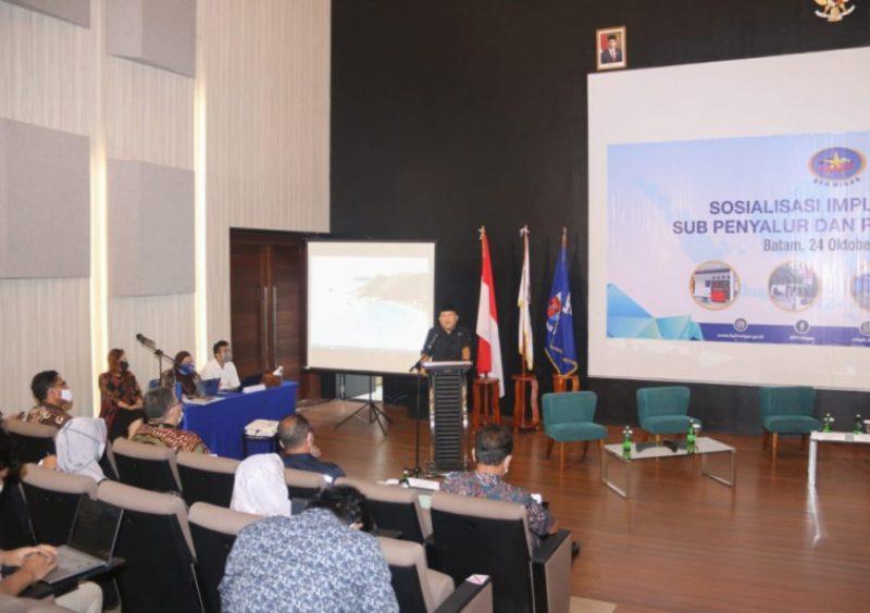 BPH Migas Sosialisasikan Implementasi Sub Penyalur dan Penyalur Mini BBM di Batam