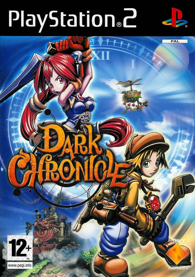 Dark Chronicle PAL PS2