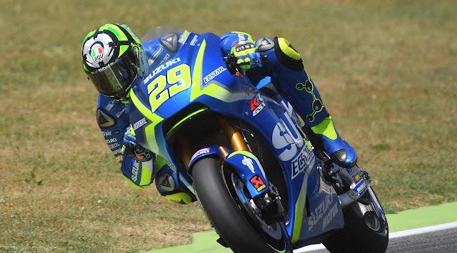Berita MotoGP: Iannone Mulai Kehilangan Bakat di Suzuki