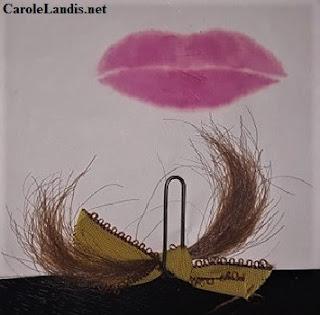 Carole Landis Hair