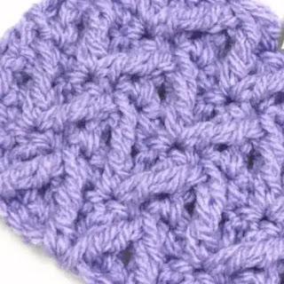Punto Flecha a Crochet