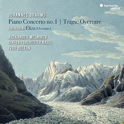 Brahms Piano Concerto No 1 Tragic Overture Cherubini Eliza Overture