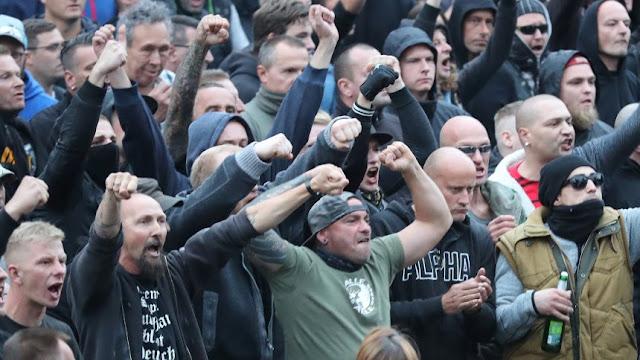 تحذيرات على أعلى مستوى في ألمانيا من تنامي إرهاب اليمين المتطرف