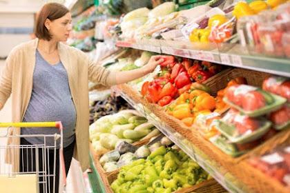 Penuhi Asupan Vitamin untuk Ibu Hamil