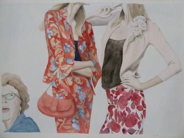 Нидерландская художница. Karen Persson