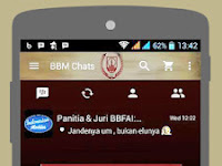 BBM Persis Solo V2.11.0.18 Apk Terbaru