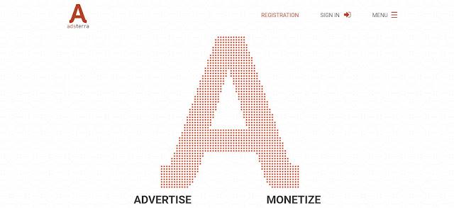 AdSterra google alternative