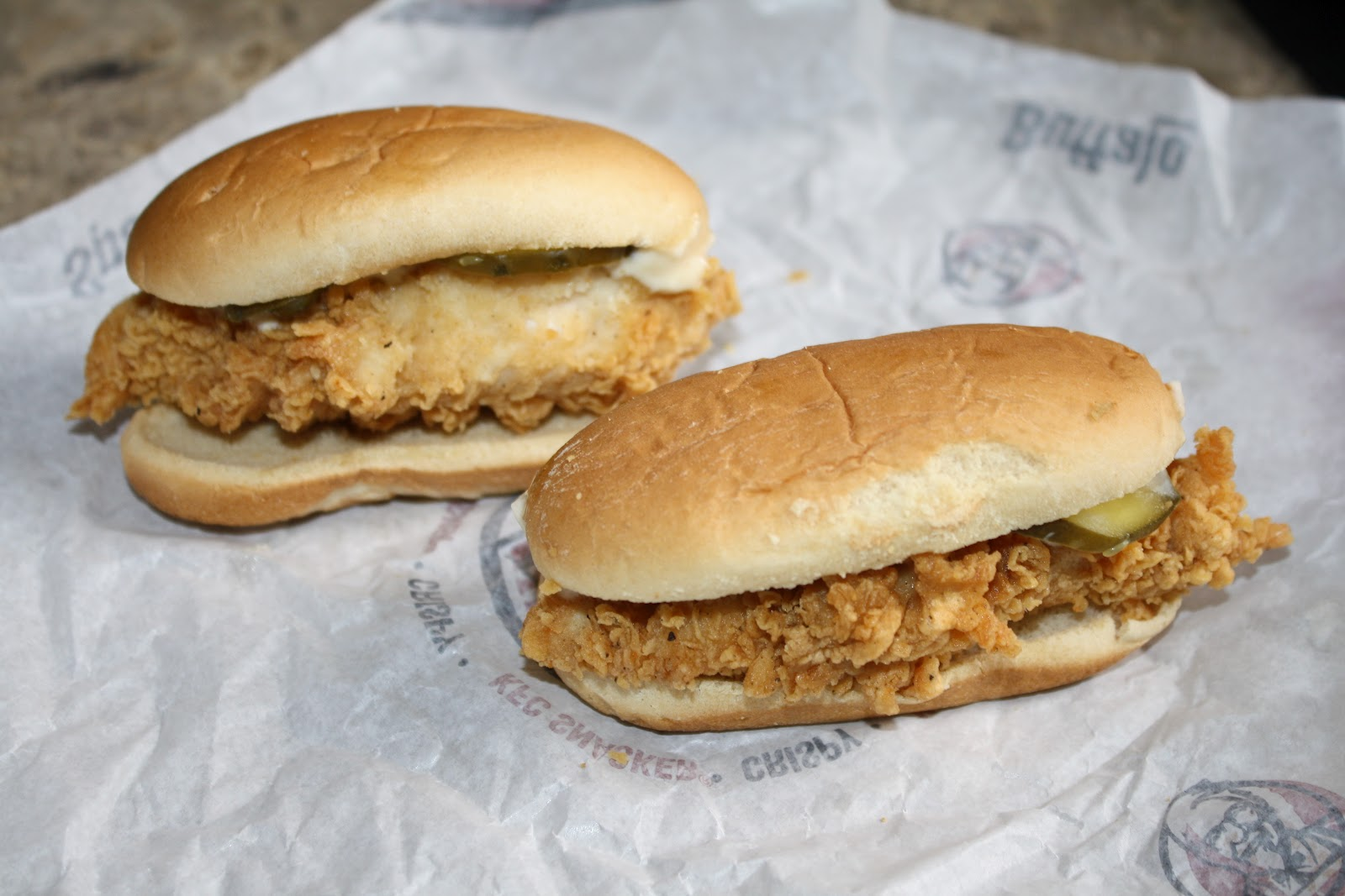 """An Immovable Feast: KFC """"Chicken Littles"""" (Ever Get The ... - photo#13"""