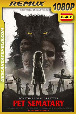 Cementerio maldito (2019) Remux 1080p Latino – Ingles