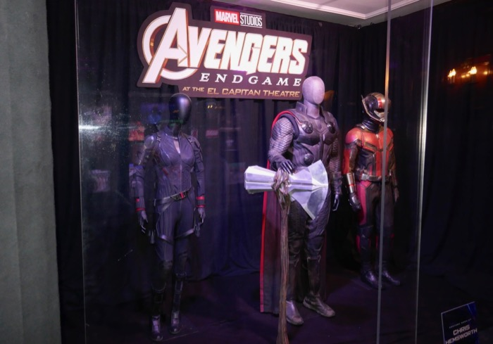 Avengers Endgame movie costumes