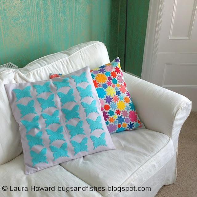 felt cushions