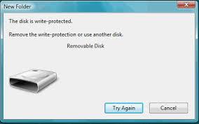 HOW TO REMOVE REMOVE WRITE PROTECTION IN PENDRIVE ?