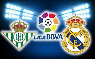 نتيجة مباراة ريال مدريد و ريال بيتيس اليوم 26-9-2020 في الدوري الاسباني