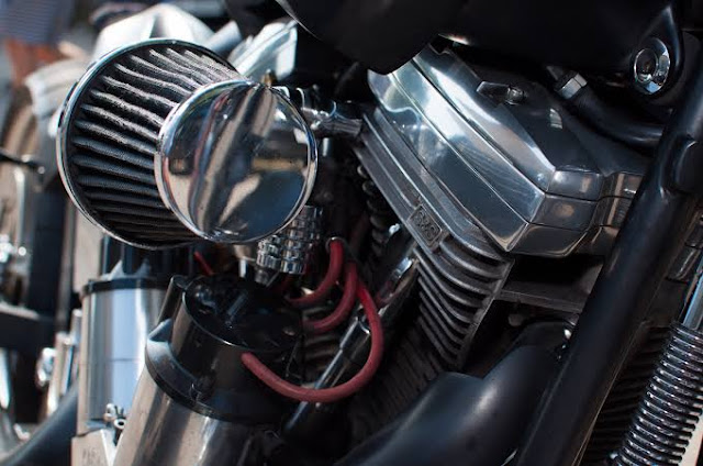 Motorcycle air filters, car air filter, chocked air filter, clogged air filter, improve your mileage, filter cleaning