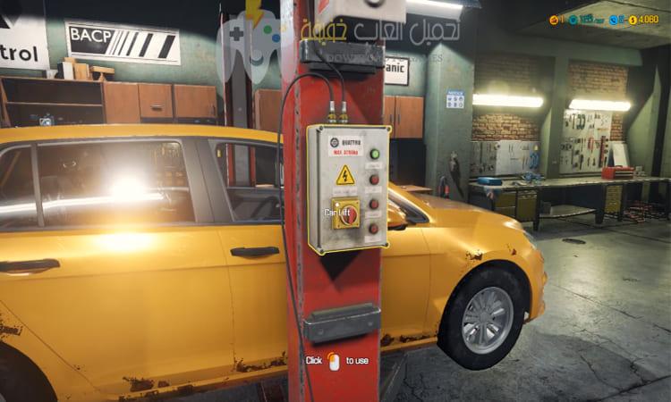 تحميل لعبة Car Mechanic Simulator 2018 برابط مباشر للكمبيوتر