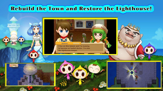 Harvest Moon: Light of Hope Mod Apk Android