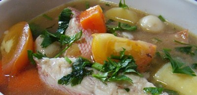 Resep Sup Ikan Tenggiri Yang Enak