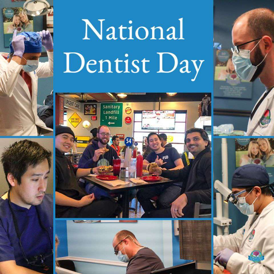 National Dentist's Day Wishes Lovely Pics