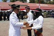 179 Warga Binaan Lapas Kelas II B Sengkang Dapat Remisi