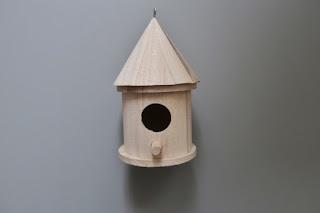 zakupy z TEDi domek dla ptaków