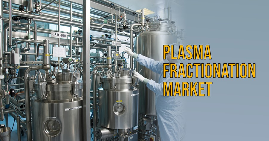 Plasma Fractionation Market with Geographic Segmentation, Statistical Forecast and Competitive Landscape Report to 2024
