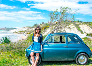 SICILIA IN 500: LA TRAVEL BLOGGER VERONICA CROCITTI ON THE ROAD