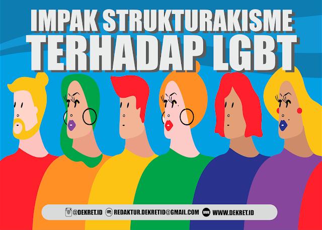 IMPAK STRUKTURALISME TERHADAP LGBT